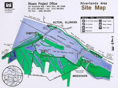 St louis district missions recreation rivers for Missouri conservation fishing license