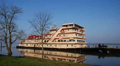 The History Of The Motor Vessel Mississippi St Louis