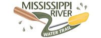 Mississippi Water Trail Button